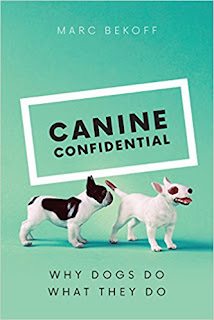 Canine Confidential: The cover of the book