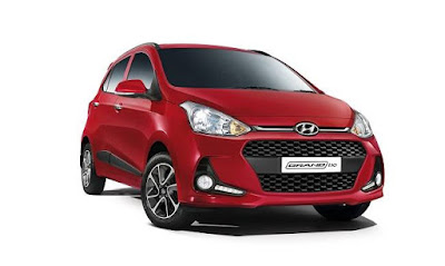 New 2017 Hyundai Grand i10 Facelift version