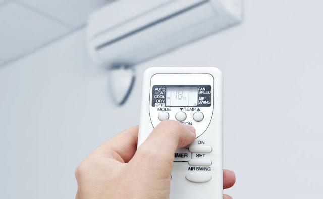 Jimat elektrik dengan fungsi Dry Mode pada alat penyaman udara, jimat elektrik, langkah jimat elektrik, recommend.my