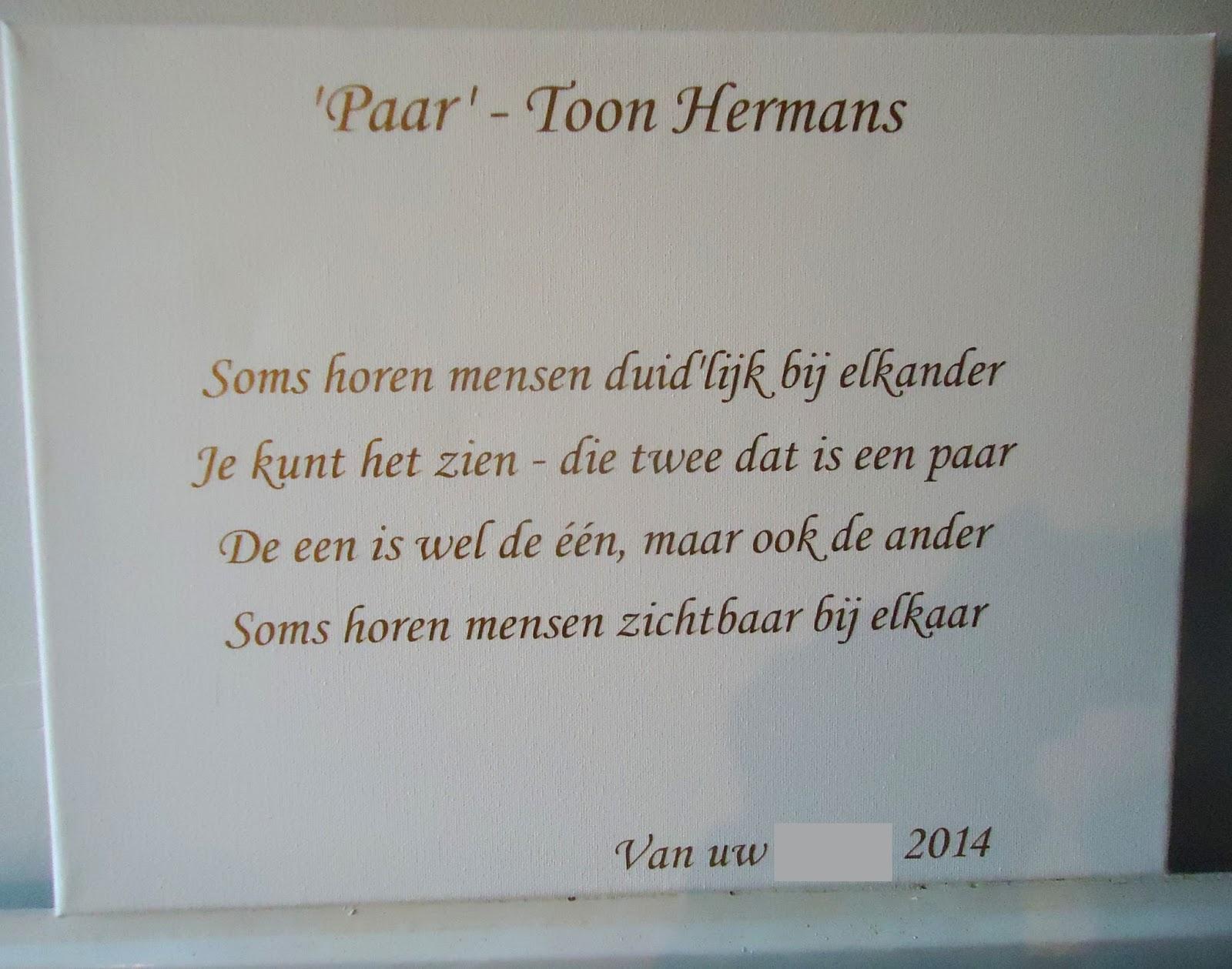 gedicht 25 jaar getrouwd toon hermans Fabulous Gedicht 25 Jaar Getrouwd Toon Hermans &CA57  gedicht 25 jaar getrouwd toon hermans