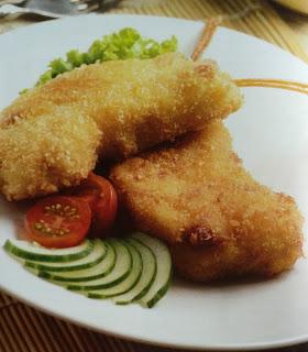 Gambar Resep Sosis Crispy Keju