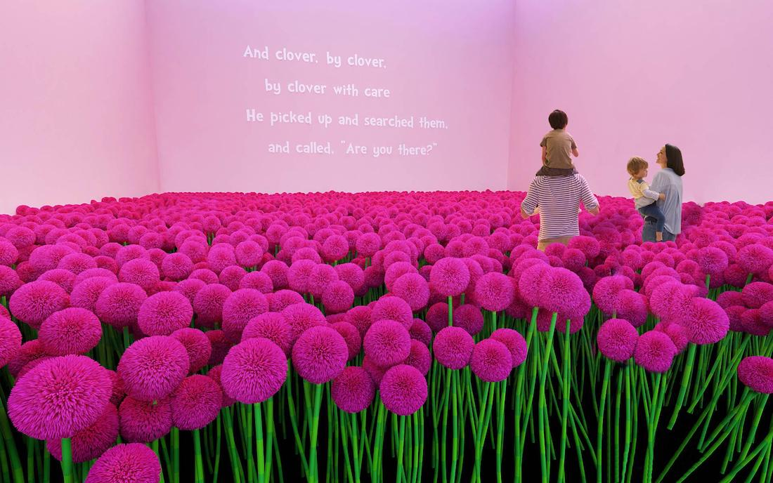 Mind-Blowing Exhibit Lets You Step Into Dr. Seuss' Whimsical World