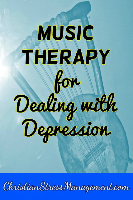 Christian Stress Management: Music Therapy for Dealing with