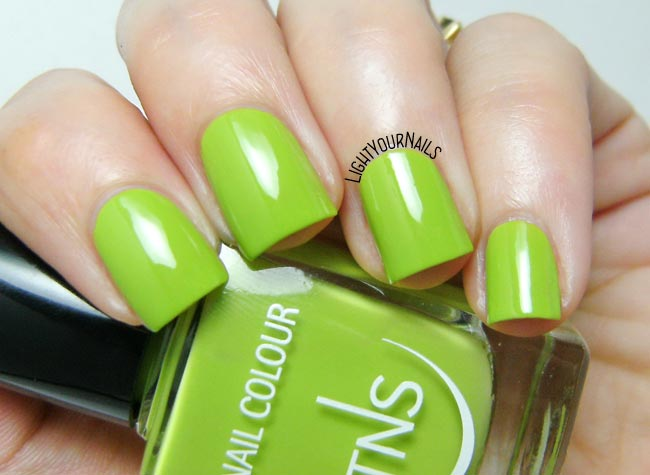 Smalto TNS 519 Green Apple