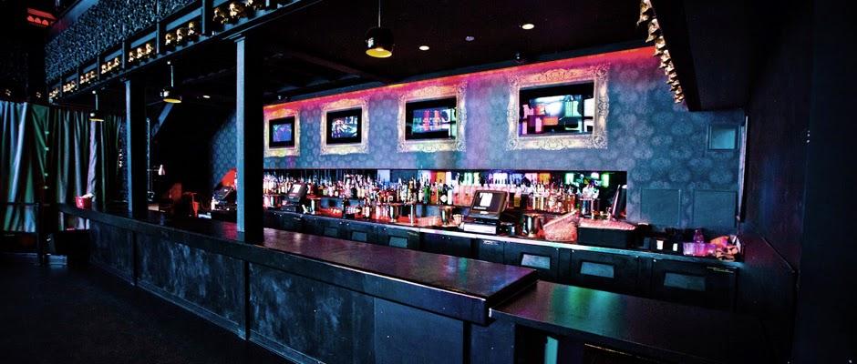 Balada Voyeur Nightclub em San Diego na Califórnia