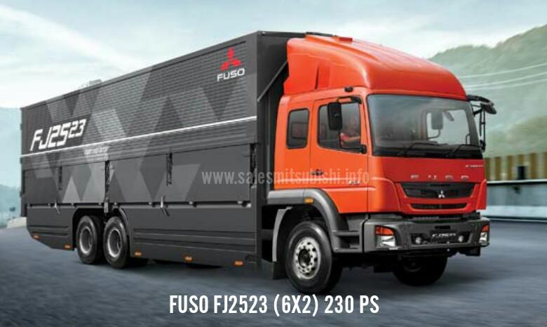 Mitsubishi FUSO -  FJ2523