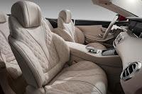Mercedes-Maybach S 650 Cabriolet (2017) Interior