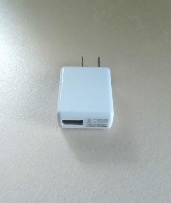 USBファンを動かすためのUSB電源アダプタ
