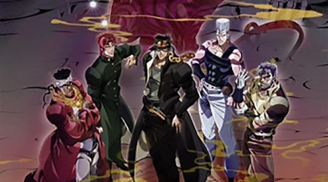 Download JoJo no Kimyou na Bouken: Stardust Crusaders 2nd Season Subtitle Indonesia