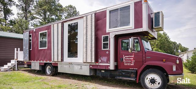 Film Truck Tiny House