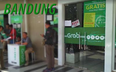Suasana Kantor Grab Bandung