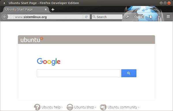 Linux'te Hangi Web Tarayıcısını Kullanıyorum? | SistemLinux
