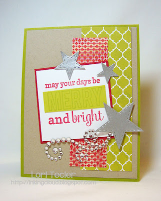 May Your Days Be Merry and Bright-designed by Lori Tecler-Inking Aloud-stamps from Reverse Confetti