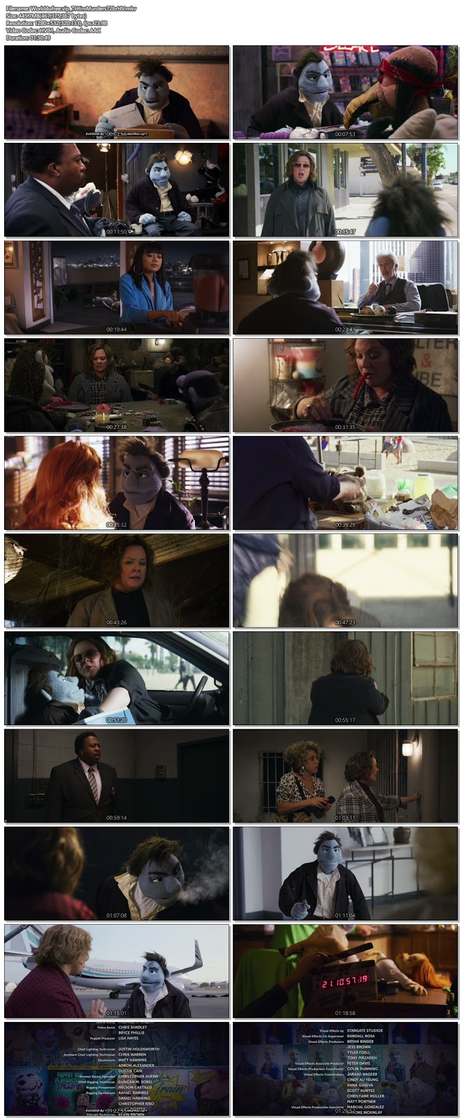 The Happytime Murders 2018 Eng 720p BRRip 450Mb ESub HEVC x265 ESub world4ufree.ws hollywood movie The Happytime Murders 2018 english movie 720p HEVC x265 BRRip blueray hdrip webrip The Happytime Murders 2018 HEVC x265 web-dl 720p free download or watch online at world4ufree.ws