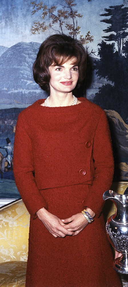Famous Sch Friday Jackie Kennedy S 1962 Televised Tour Of The White House