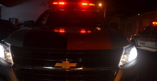 PM apreende adolescente suspeito de tentar furtar aparelho de som veicular em Catolé do Rocha