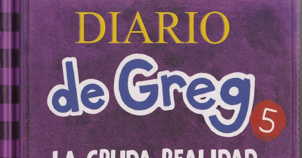 MIS LIBROS: DIARIO DE GREG 5: LA CRUDA REALIDAD, Jeff Kinney