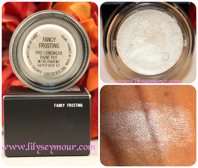 Mac Fancy Frosting Paintpot