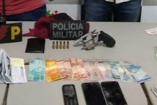 Polícia recupera caminhão com mais de 30 botijões de cozinha roubados em Campina Grande
