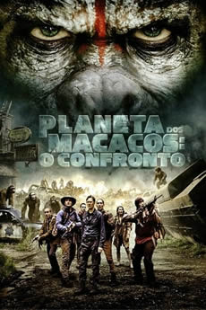 Baixar Planeta dos Macacos: O Confronto