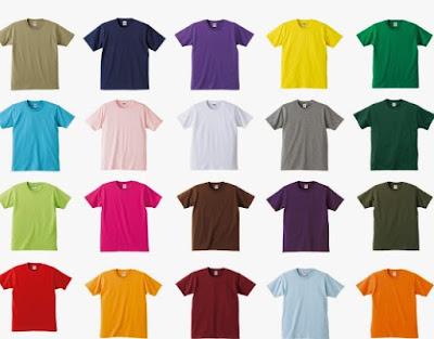 Ragam Pilihan Bahan Kaos Anak Serta Kelebihan dan Kelemahannya
