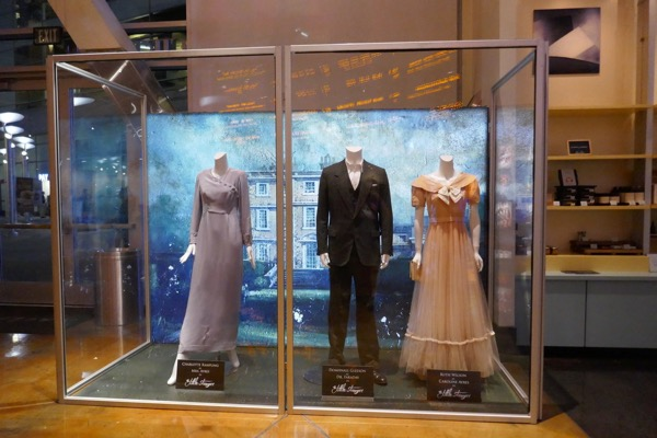 Little Stranger film costume exhibit