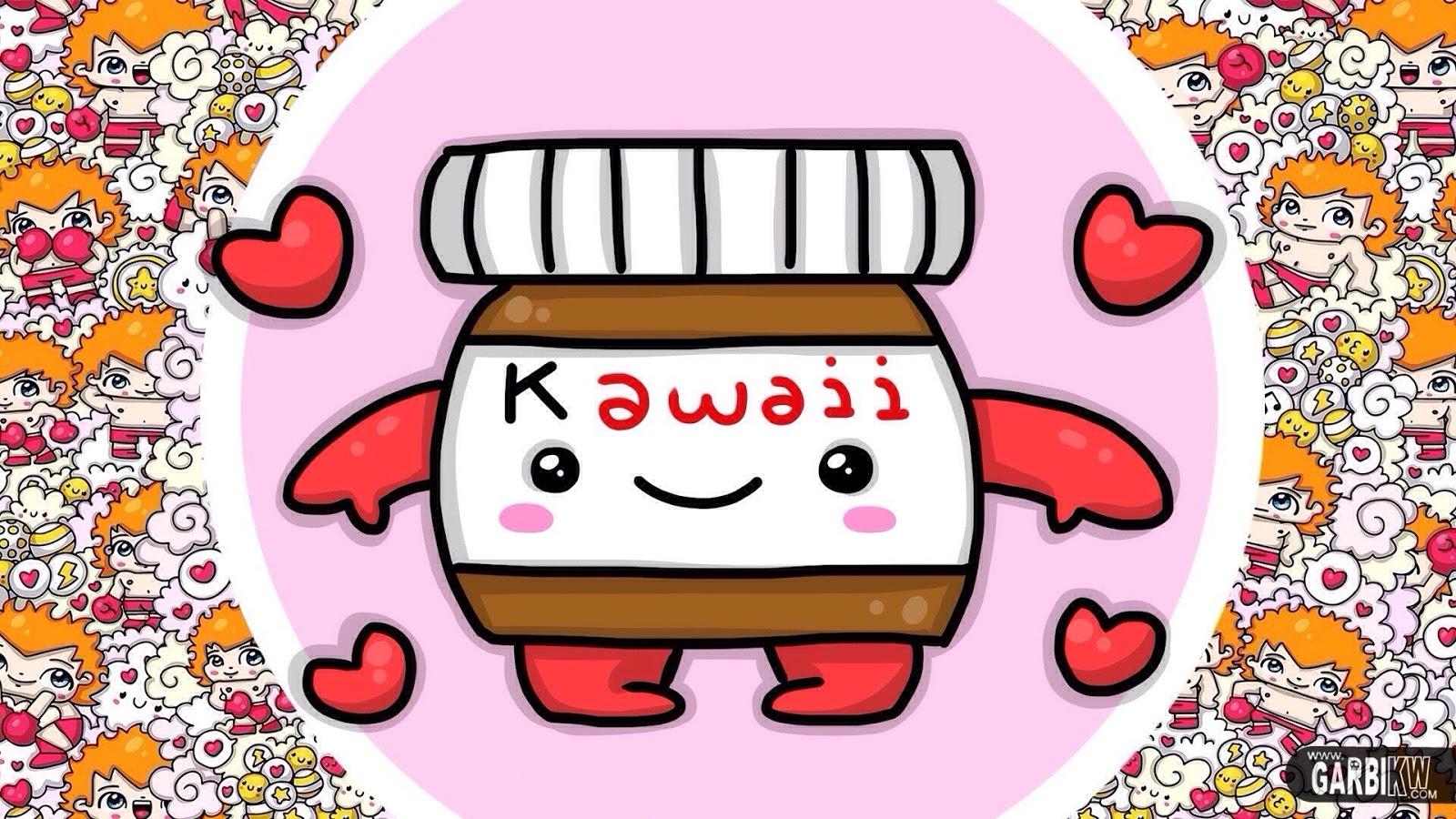 Nutella Kawaii Cute More T