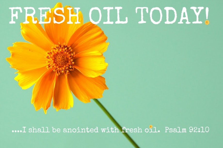 Fresh Oil Today!