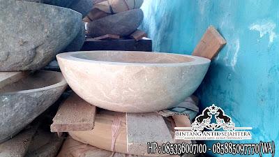 Wastafel Marmer, Jual Wastafel Murah, Wastafel Mangkok
