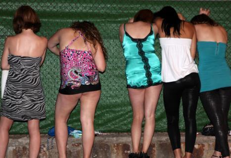 darse de baja en unicef prostitutas ejerciendo en la calle