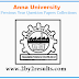Anna University CSE Previous Year Questions Papers Collections