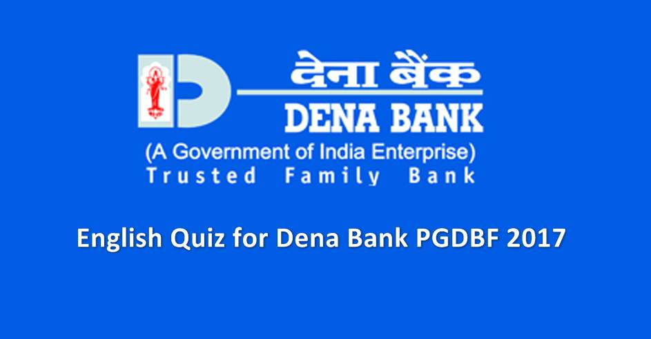 dena bank analysis This is a research report on swot analysis of dena bank by sayed arif in finance category search and upload all types of swot analysis of dena bank projects for mba's on managementparadisecom.