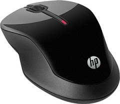 Lowest Price Deal: HP X3500 Wireless (2.4 GHz) Comfort Mouse just for Rs.599 with 3 Years Warranty @ Flipkart (Free Home Delivery)