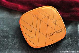 Review: CATRICE Vinyl vs. Velvet - Quattro Eye Shadow - www.annitschkasblog.de