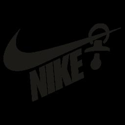 logo nike illustrator