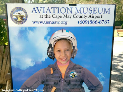 Aviation Museum at Cape May Airport in New Jersey