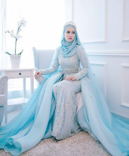 dress kahwin asyallie