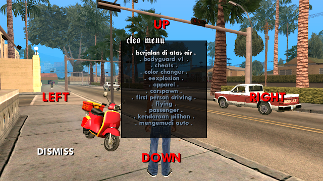 Game GTA SA Lite Indonesia Mod Android