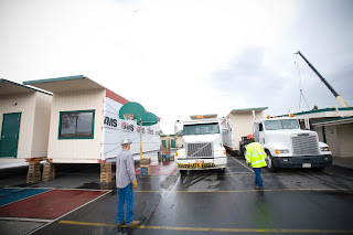 How long does it take to install a modular building on site