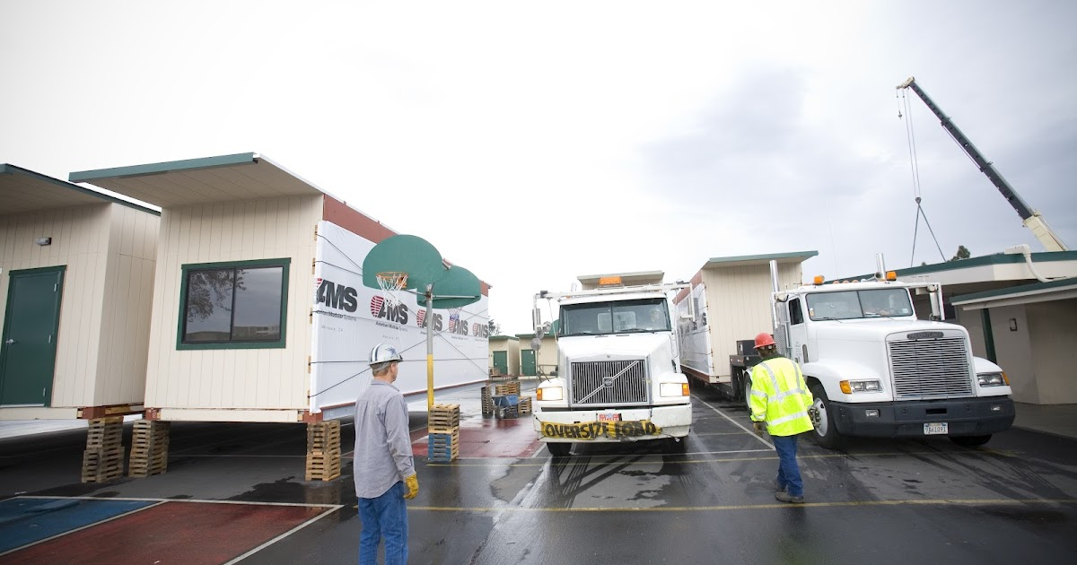 How Long Does It Take To Install A Modular Building