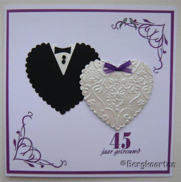 16 jaar getrouwd cadeau 45 Jaar Getrouwd Kado Idee   ARCHIDEV 16 jaar getrouwd cadeau