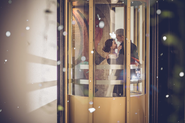 romance behind the glass