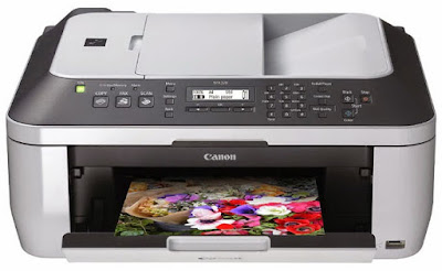 Image Canon MX320 Printer Driver