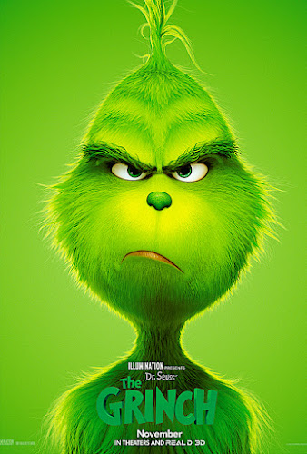 The Grinch (BRRip 1080p Dual Latino / Ingles) (2018)