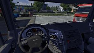 DAF HD interior by nIGhT-SoN