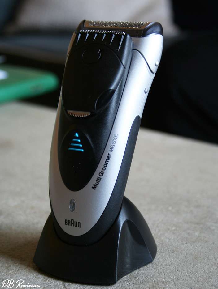 The New Braun Multi Groomer 3-in-1