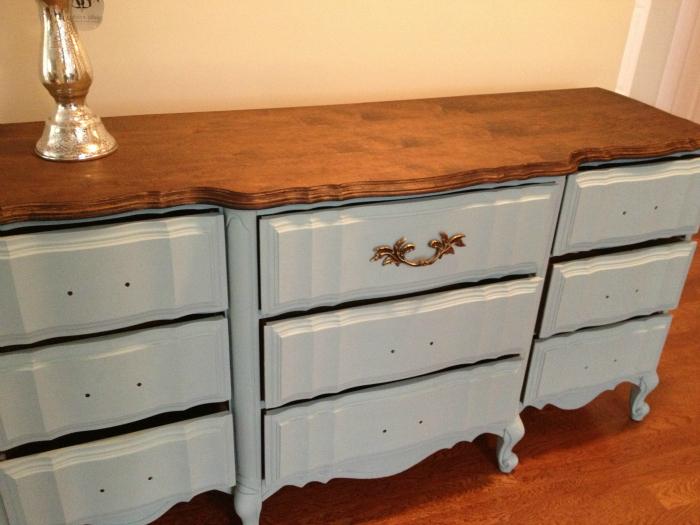 Chalk Paint Dresser Redo Part 1 Home Sweet Ruby