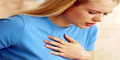 Cara Mengatasi Sesak Nafas yg Praktis dan Mudah