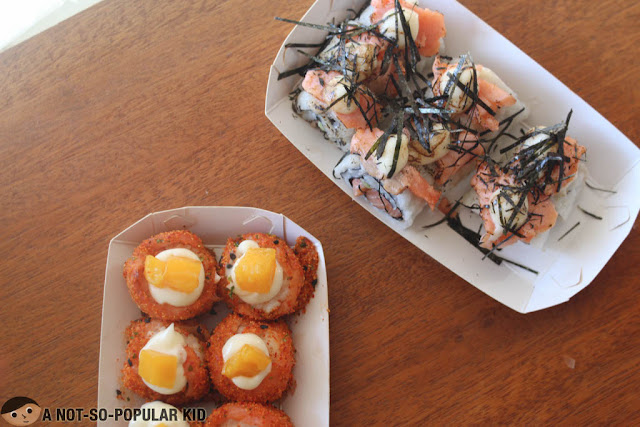 Ta Ke Ho Me's P99 Sushi for 8pcs - A Must Visit!