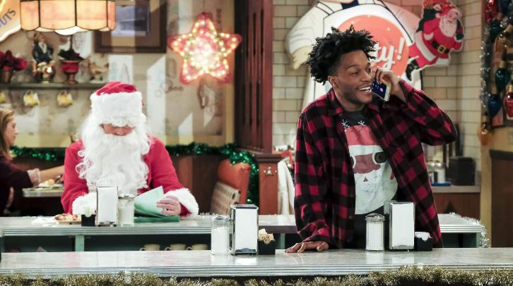 Superior Donuts - Episode 2.07 - Homeless For The Holidays - Press Release